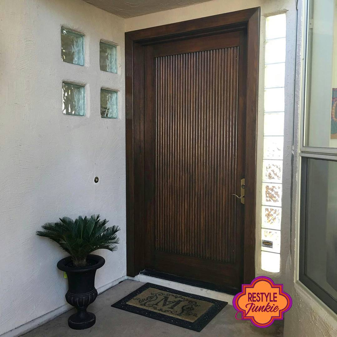 Front Door Stain: 1000+ Images About Restyle Junkie Project Gallery On
