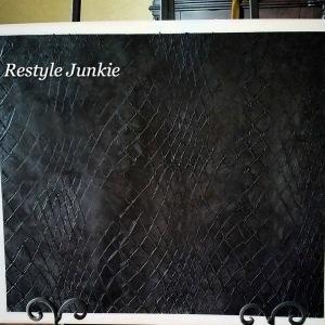 Snake skin texture pattern.